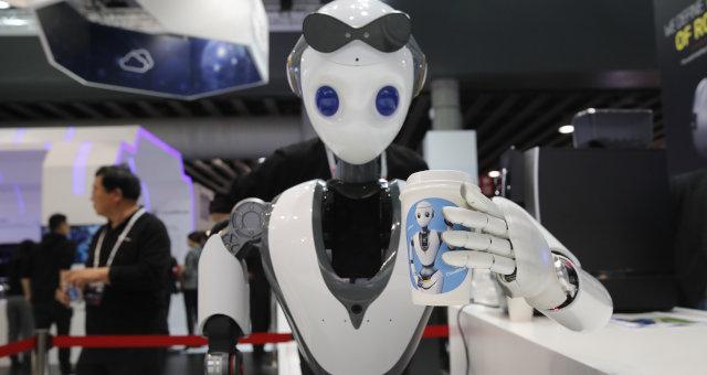 Robôs Tecnologia