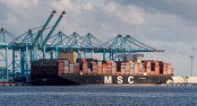 Porto Rotterdam Exportação MSC