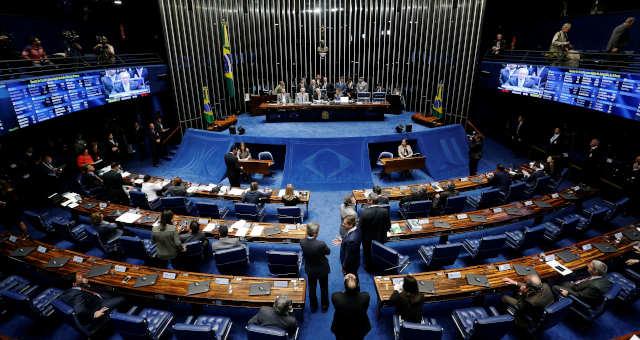 Senado Federal Brasília Política