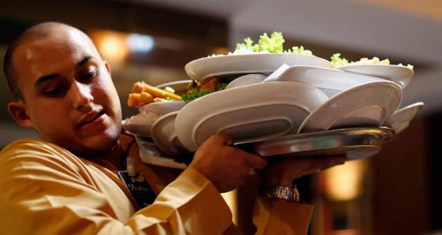 Serviços Restaurante