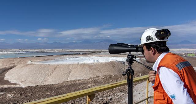 Sociedad Quimica & Minera Lithium Empresas Chile