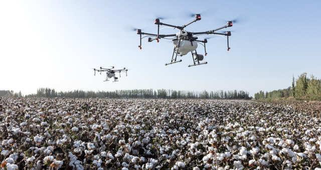 TECNOLOGIA NO CAMPO DRONE