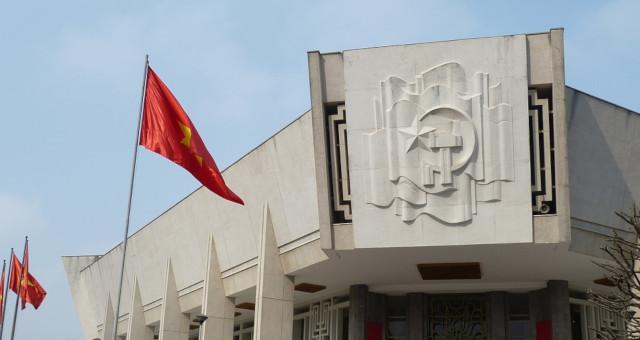 Vietnã Ásia Bandeira Hanói