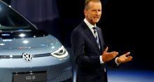 Presidente da Volkswagen, Herbert Diess Empresas Setor Automotivo