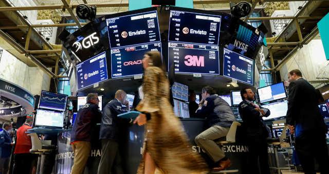 Wall Street EUA Mercados