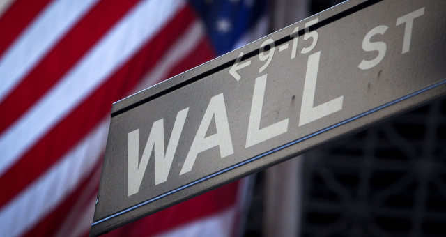 Wall Street EUA Bolsa Mercados