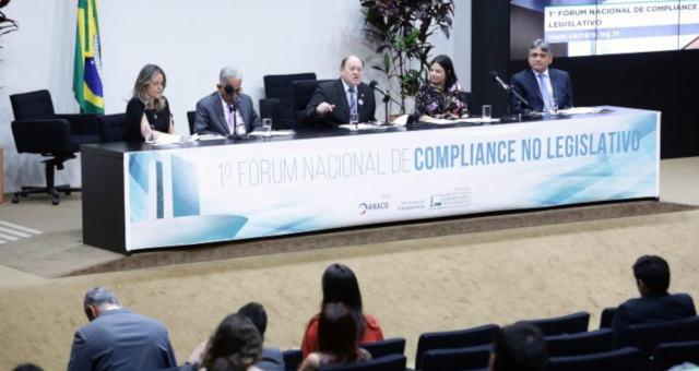 1º Fórum Nacional de Compliance no Legislativo
