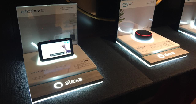 Amazon Alexa Empresas Tecnologia