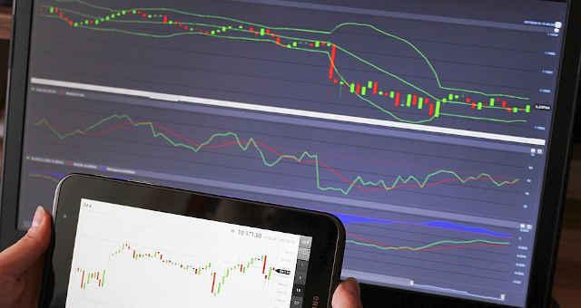 análise economia gráfico estatística mercado
