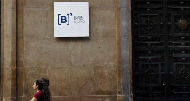 B3 B3SA3 Ibovespa