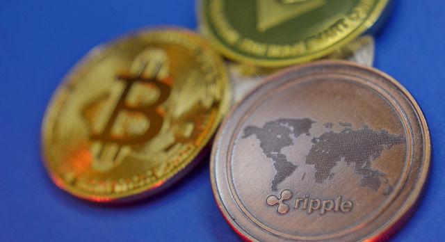 Bitcoin Ripple Cripto
