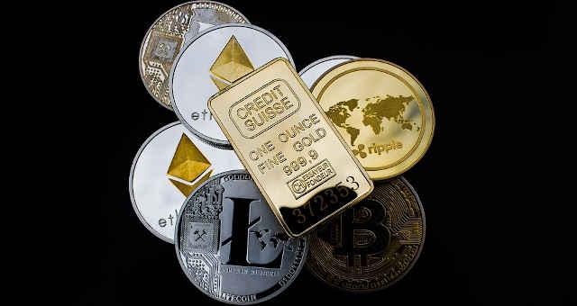 bitcoin ouro ripple litecoin ether ethereum