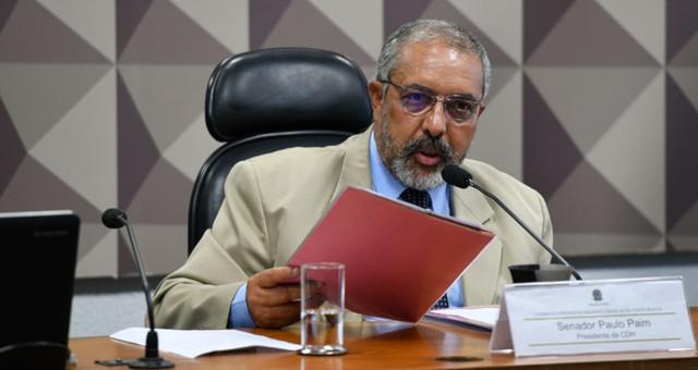 Brasil Política Senado Paulo Paim
