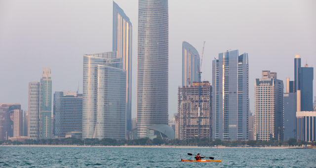 Abu Dhabi Emirados Árabes Unidos Oriente Médio Turismo