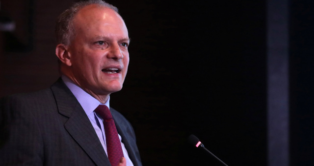 Alejandro Werner, diretor do FMI para o hemisfério ocidental