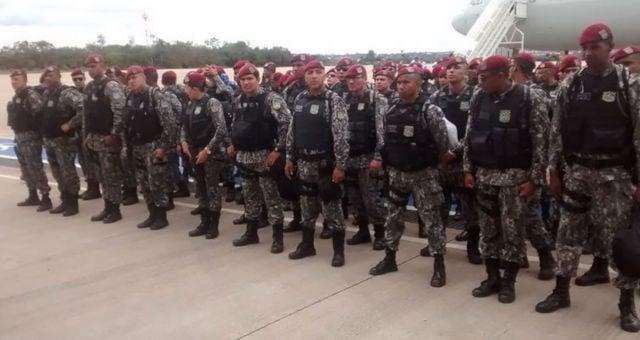 Força Nacional Segurança