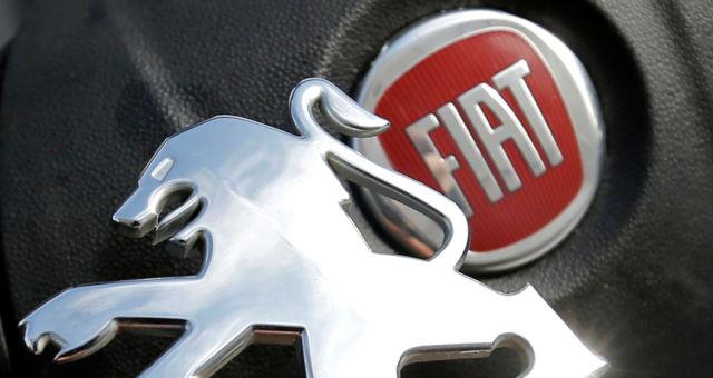 Peugeot e Fiat