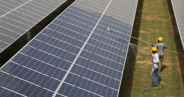 Energia Solar Setor Elétrico