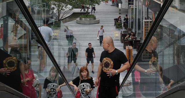 China Ásia Consumo Consumidores