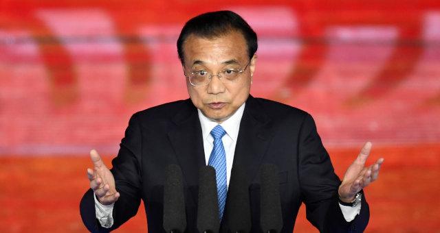 Primeiro-ministro chinês, Li Keqiang