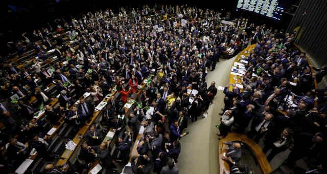 Congresso Política