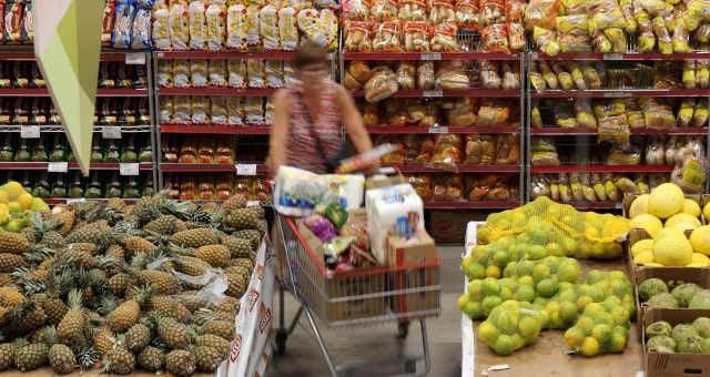 Consumidor Supermercado Consumo Inflação Economia