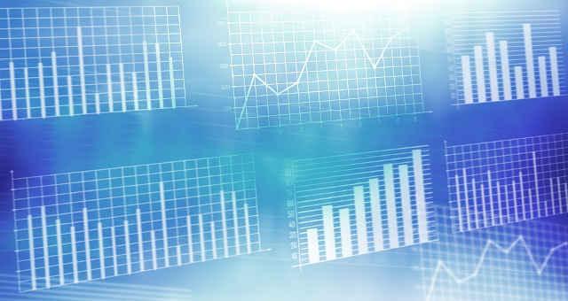 negócios economia gráfico estatística
