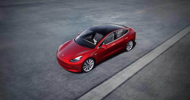 Tesla Model 3 Setor Automotivo Carros
