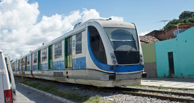 Empresas Trem Companhia Brasileira de Trens Urbanos (CBTU)