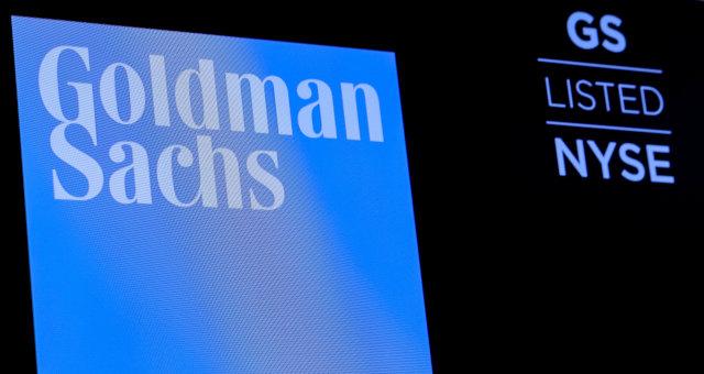 Bancos Goldman Sachs