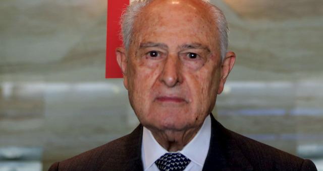 Ex-presidente do Bradesco, Lázaro de Mello Brandão
