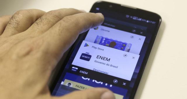 ENEM app