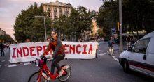 Catalunha Espanha Protestos