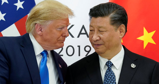 Guerra Comercial EUA China Xi Jiping Donald Trump