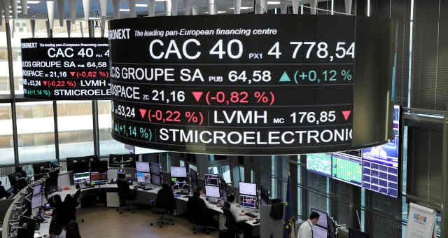 Mercados Europa CAC 40