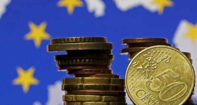 Euro Europa União Europeia