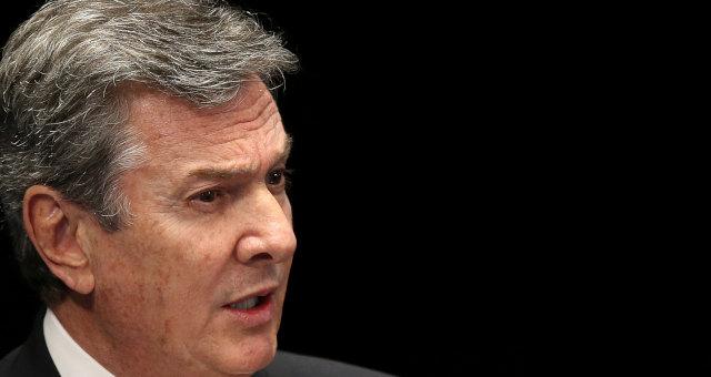 Senador Fernando Collor no Senado