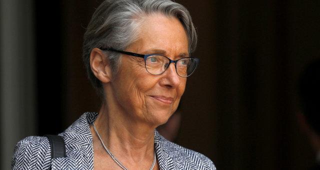 Ministra francesa do Meio Ambiente, Elisabeth Borne
