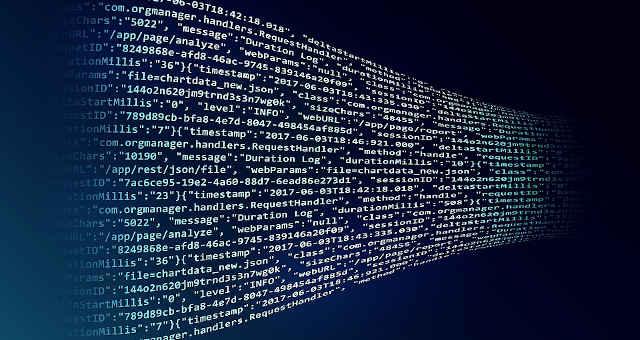 informações dados código