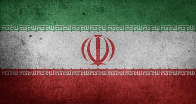 Irã Oriente Médio Bandeiras