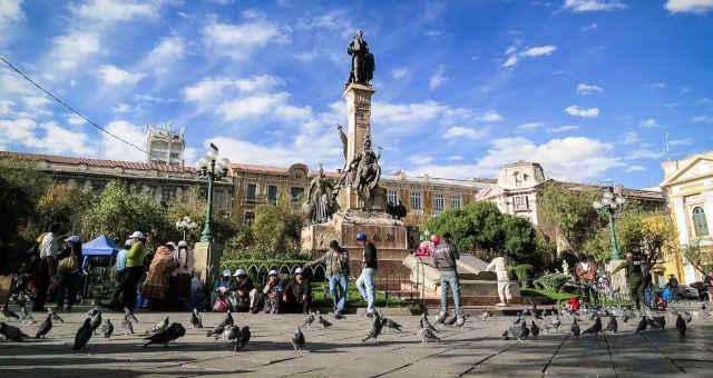 La Paz Bolívia