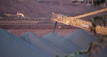 Minério de ferro Vale