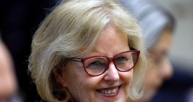 Ministra Rosa Weber durante sessão do STF