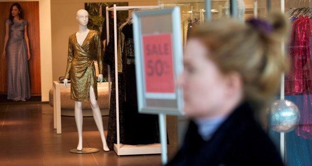 Varejo Moda Consumo Consumidor Inflação EUA