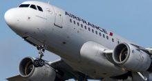 aviação setor aéreo Air France