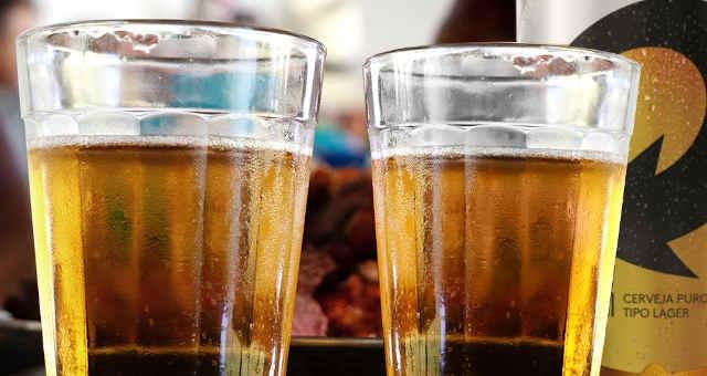 Cerveja Skol, da Ambev