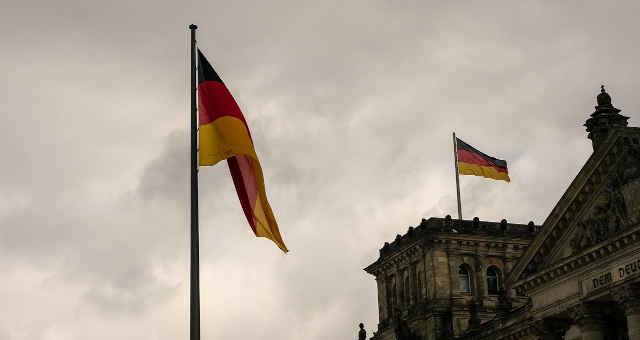 bandeira alemã governo alemanha