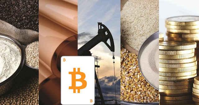 corretor de commodities aceita bitcoin