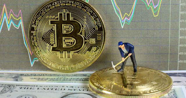 bitcoin mineração