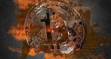 bitcoin dourado jornal